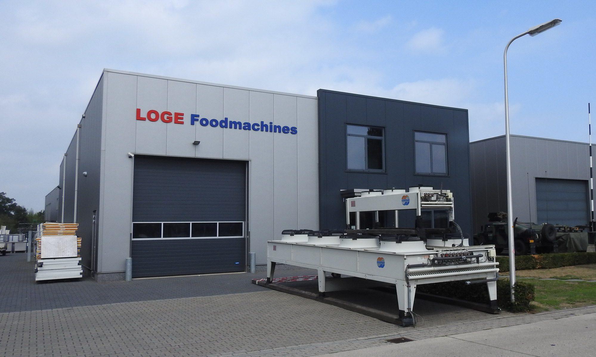 Logefoodmachines.nl